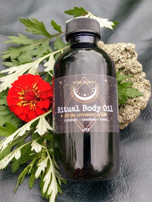 Ritual Body Oil